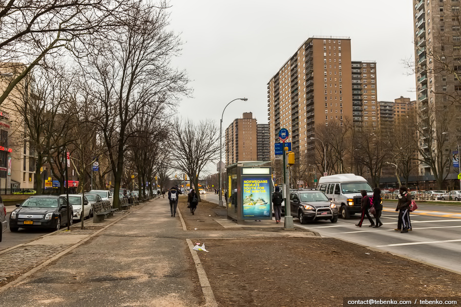 Районы и кварталы в Нью-Йорке - NewYorkCity ru